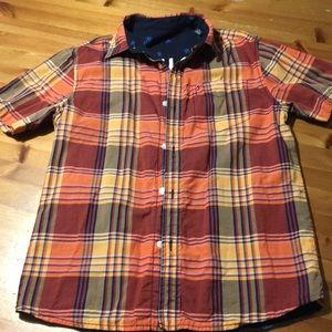 Tommy Hilfiger Boys reversible Shirt